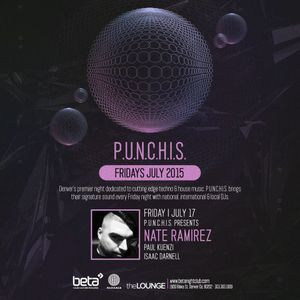 Paul Kuenzi - Live @ the Beta Lounge 7.17.15