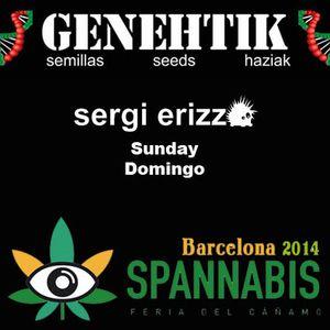 Live at Spannabis 2014 (Barcelona) -Sunday-