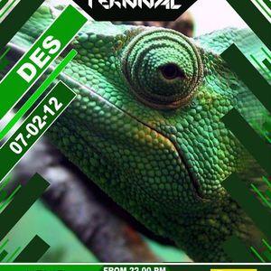 DES @ Alè Le Teknival - Issue n° 5 - 7 feb 2012
