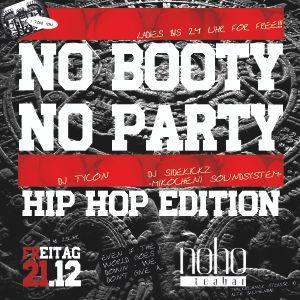 No Booty No Party Mixtape Vol. 1