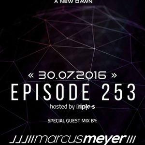 SoundTraffic 252 - Marcus Meyer Guest Mix 30/07/20016