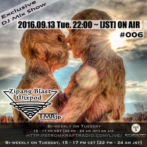 Strom Kraft Radio presents the Zipang Blast Mixpod 006