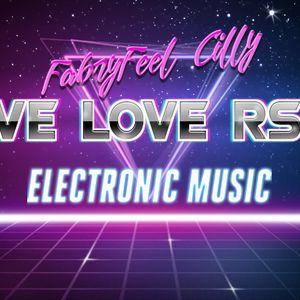 #WeLoveRS5cuneo  2017 n. 26 ... 100.6 FM ... Radio STEREO 5 venerdì ore 22.30 Fabry Feel & Cilly