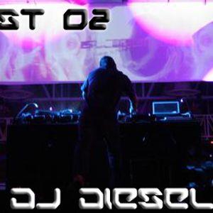 DS (DJ IN SIVAR) PODCAST 02 - DJ DIESEL