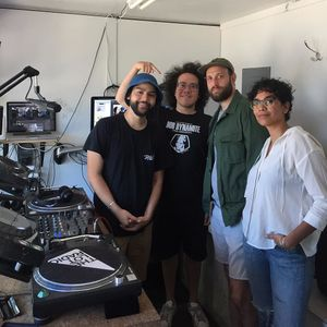 Darker Than Wax with guest DJ Scribe @ The Lot Radio 06-24-2017