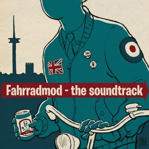 Fahrradmod - the Soundtrack : a time travel through Ska, Soul, Garage and Mod sounds.