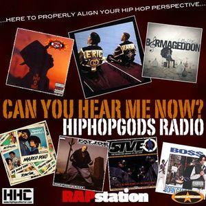 HipHopGods Radio - Episode 128
