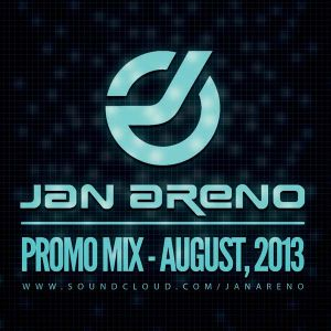 JanAreno - Promo Mix (Aug 2013)