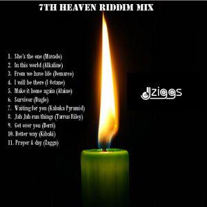 7th Heaven Riddim Mix