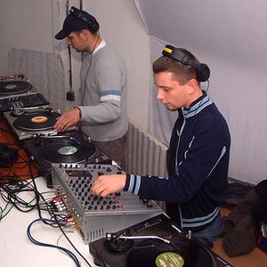 Paul Hubiss & Mischa - Live at Space Village in Vyskov(CZ) (02.03.2001)