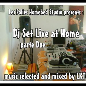 DJ SET LIVE AT HOME PARTE DUE 11-09-2012