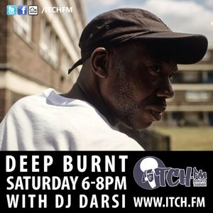 DJ Darsi - Deep Burnt 104