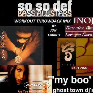 Workout Throwback Mix