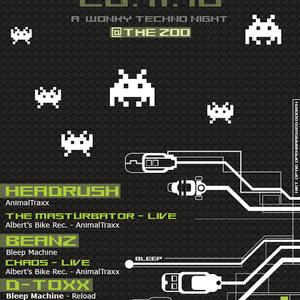 UurObscuur 10 Invites... Bleep Machine!