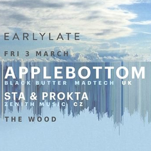 Prokta - Live@The Wood, Bruxelles