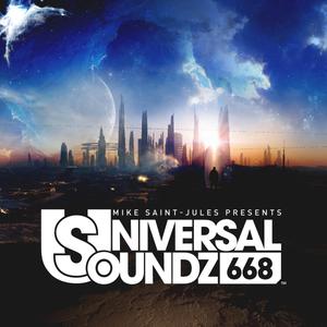 Mike Saint-Jules Pres  Universal Soundz 668 by Mike Saint