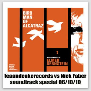 Free Range Show #5 Soundtrack Special (06/10/10)