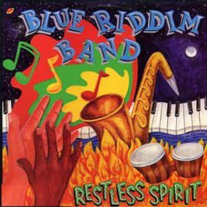 Blue Riddim Band - Restless Spirit Out Of Print LP Rip