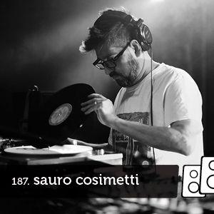 Soundwall Podcast #187: Sauro Cosimetti