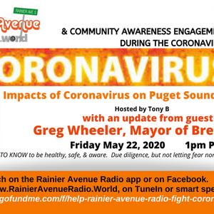 Coronavirus Special 36 - Greg Wheeler