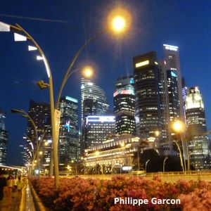 Philippe Garcon - Singapore Sling 2013