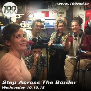 10/10/18 - Step Across The Border