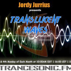 Jordy Jurrius - Translucent Waves Episode 056 (January 23 2012)