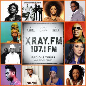 GROOVE THEORY MIXSHOW on XRAY.FM  w/DJ O.G.ONE (3-28-2015)