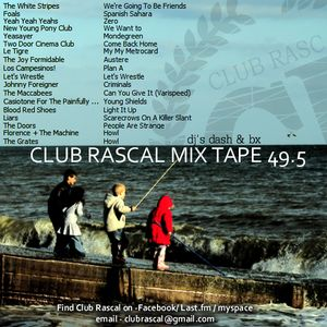 Club Rascal Mix Tape 49.5