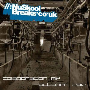 NuSKoolBreaks Collaboration Mix October 2012