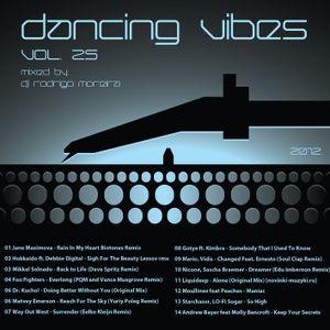 Dancing Vibes Vol. 25 2012