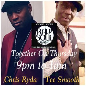 Charge4Soul in The Smooth Cabin - Raw Soul Radio - 07-02-19