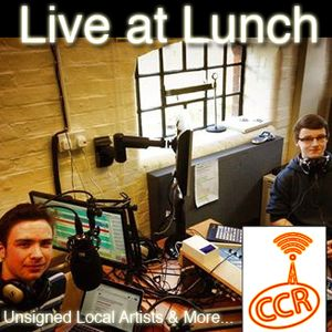 Pat & Ben - 01/03/14 - Live at Lunch - Chelmsford Community Radio