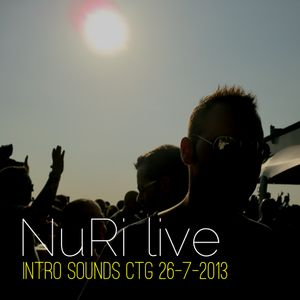 NuRi live @ Intro Sounds CTG 26-7-2013