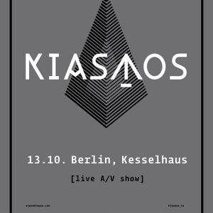 Kiasmos - Live in Berlin, Kesselhaus (13.10.2016)