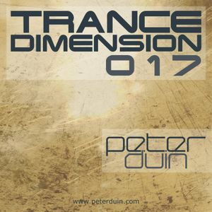 Peter Duin - Trance Dimension 017