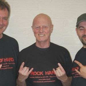 Rock Hard  - The FM Launch on 107.1 FM featuring special guest Chris Slade