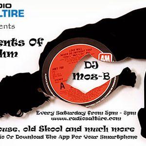 DJ Moz-B Elements of Rhythm 10/06/17