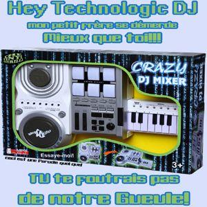 Gaogaomix 021211@Radiocampusbesançon, only Vinyl mix House, Tech us, Detroit Techno classic