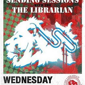 Edward the Librarian: Rusty Junglist: V009