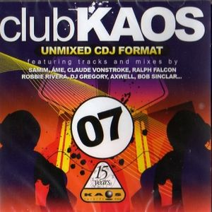 Mixed Kaos - Volume 7