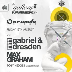 Gabriel & Dresden Live At Ministry Of Sound 08 - 15 - 14
