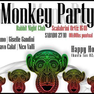 Monkey party set by DJ Sumo