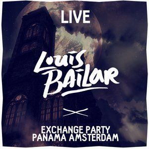 Louis Bailar Live @ Halloween Exchange Party Panama 31-10-14