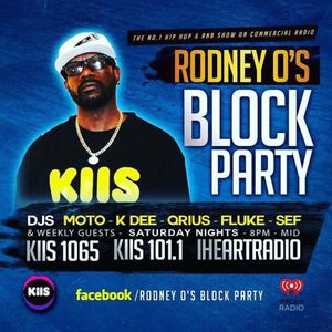Pitty - Rodney O's Block Party Kiis FM - Mix 1