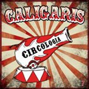 Los Caligaris en La 100 Mdq
