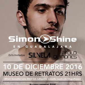 Pablo Quiñones's warm up for Simon O'Shine at Guadalajara (Part 1)