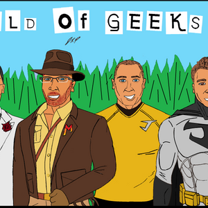Field of Geeks Podcast: Episode 41 - Batman V Superman Ultimate Edition, Oh My!