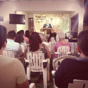 Culto de Celebração 08 de Julho de 2012
