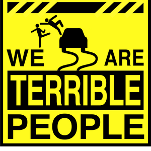 Terrible People Podcast 1.7